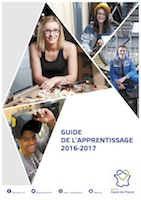 Guide de l'apprentissage 2016-2017