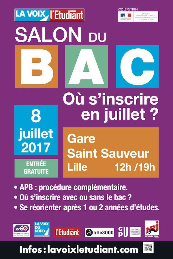 Salon bac 2017